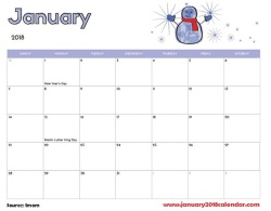 January-2018-Calendar-Kids-Students-Calendar